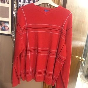 Formal classy red sweater